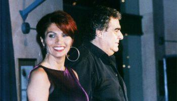 Maria Jose Demare con Ruben Juarez