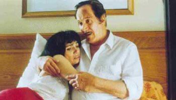 María Jose Demare con Federico Luppi en osarigasinos