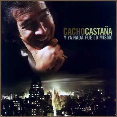 """Participacion en """"Y nada fue lo mismo"""" de CACHO CASTAÑA"""