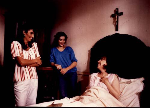 María Jose Demare Con Juana Hidalgo y Carolina Fal en El Caso María Soledad.
