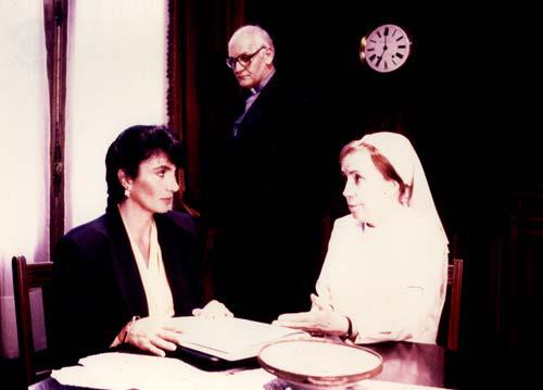 María Jose Demare con Carolina Fal, En el Caso María Soledad.